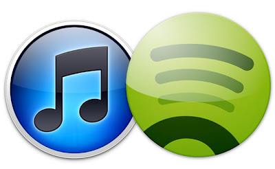 how to pay for spotify with itunes