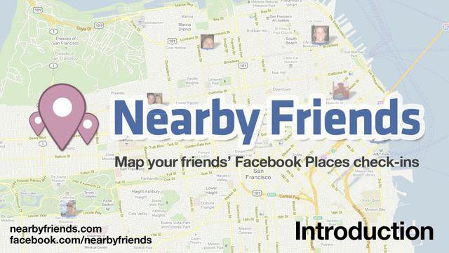nearby friends