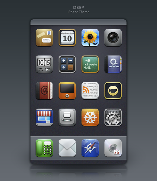 Deep_iPhone_Theme_by_ToffeeNut
