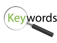 Come cercare le parole chiavi