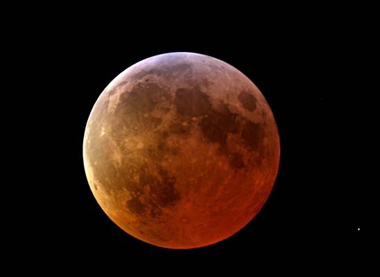diretta streaming eclissi di luna