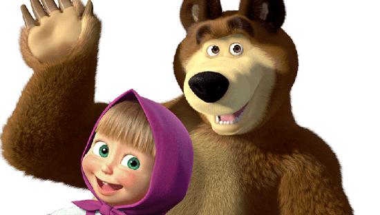 Masha e orso nono episodio masha cuoca perfetta