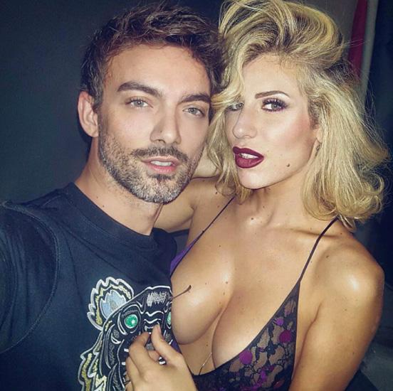 Paola Caruso e Lucas Peracchi (ex tronista): amore vero!